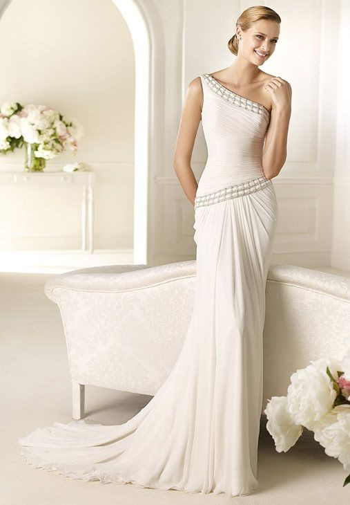 elegant wedding dress 2