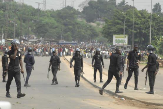 """Movimento da Sociedade Civil da Guiné-Bissau denuncia """"movimentações militares anormais"""""""
