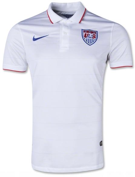 Jersey USA Terbaru 2014 Piala Dunia