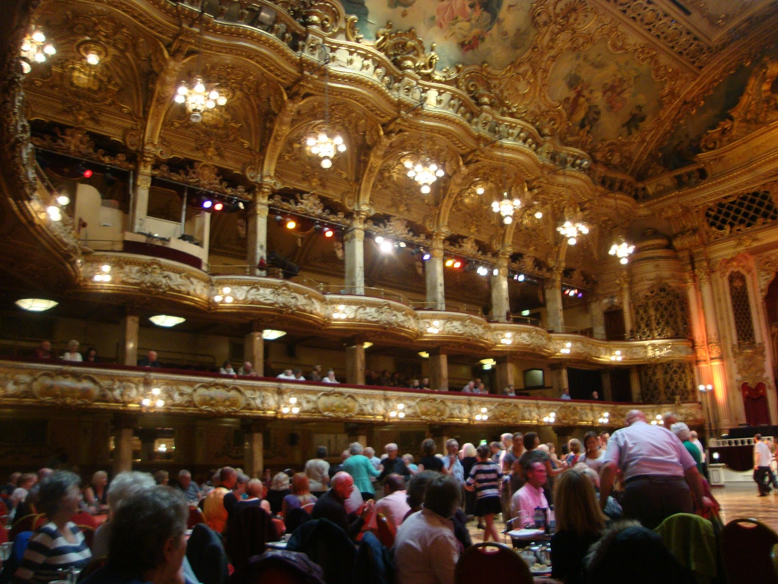 blackpool tower ballroom wallpapers - photo #43