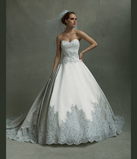 Eve of Milady 2013 Spring Bridal Collection