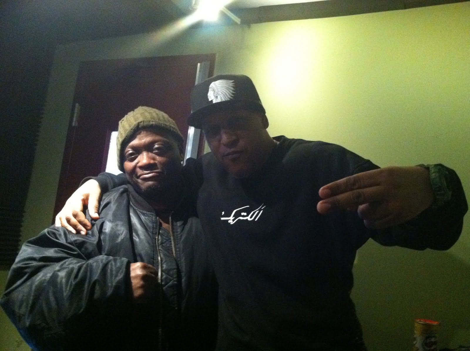 Dj Russ & Cee Knowledge