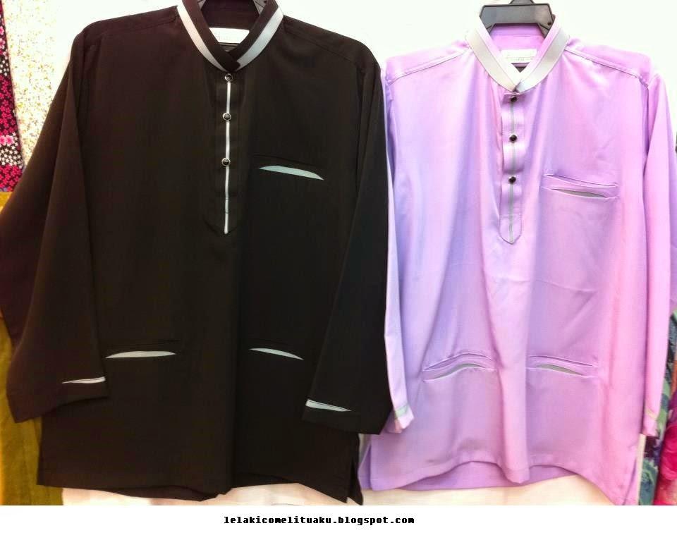 Baju Melayu Moden