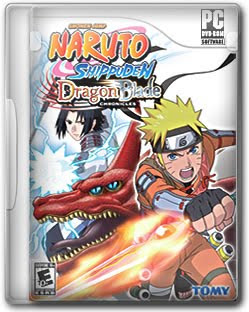 Download Naruto Shippuden: Dragon Blade Chronicles (PCDVD/2011/PC)