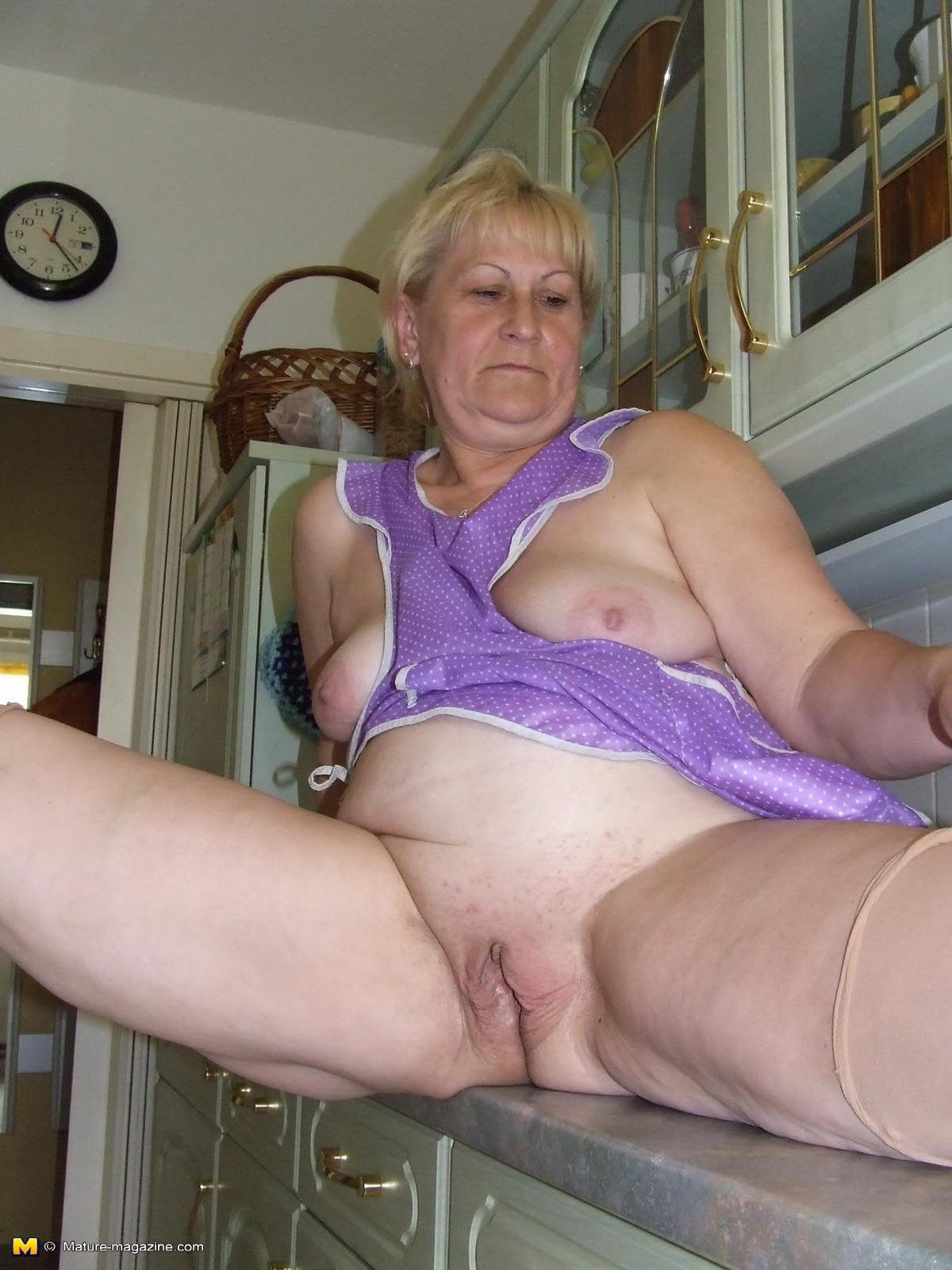 fatty granny: