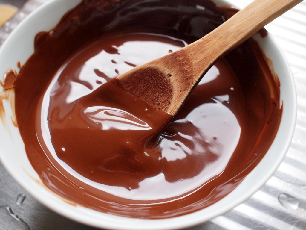 Как сделать ту на шоколадную пасту