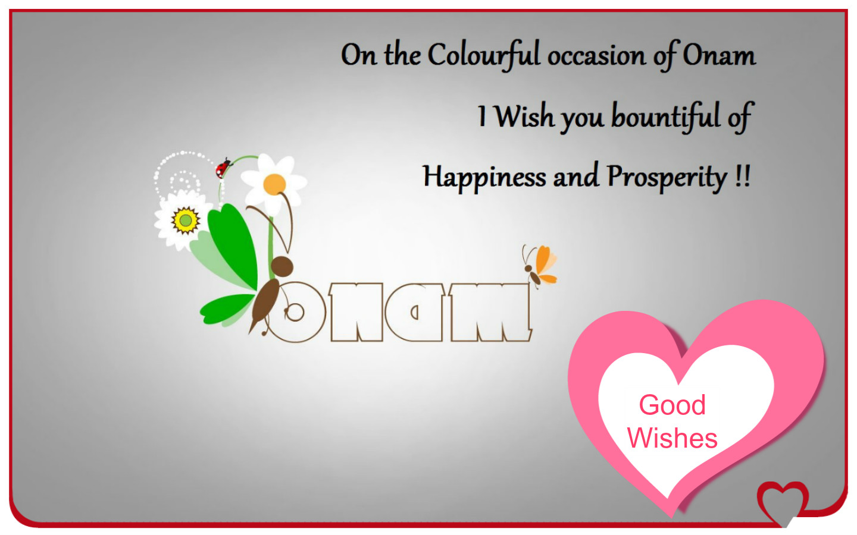 Khushi For Life Happy Onam Hd Desktop Wallpaper Photo Images