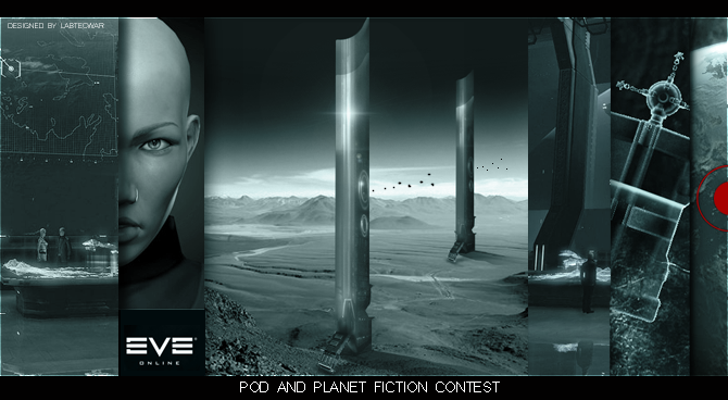 Pod and Planet Fiction Contest