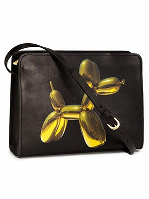 Jeff Koons for H&M Balloon Dog Bag