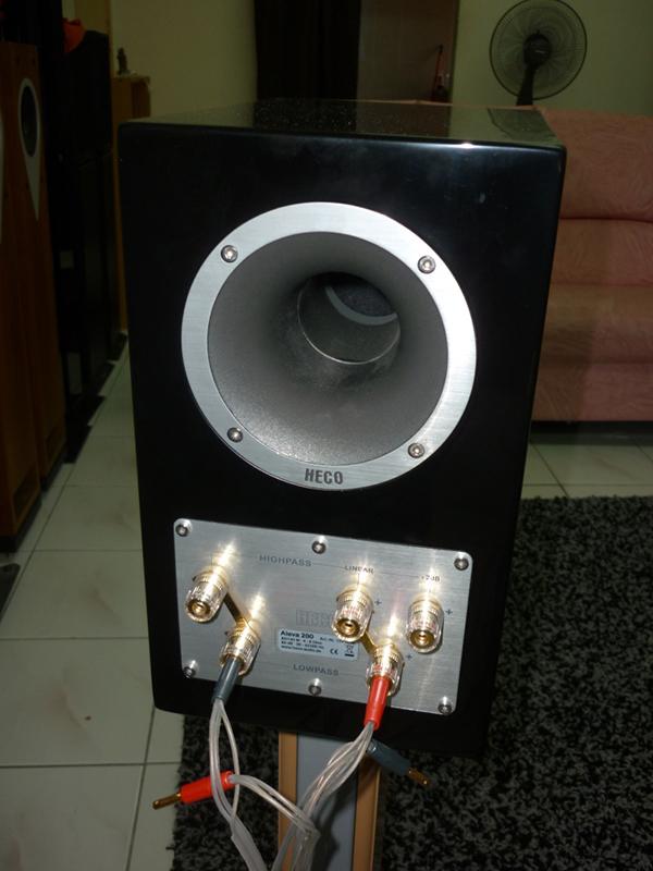 подключение hi fi акустики к ресиверу