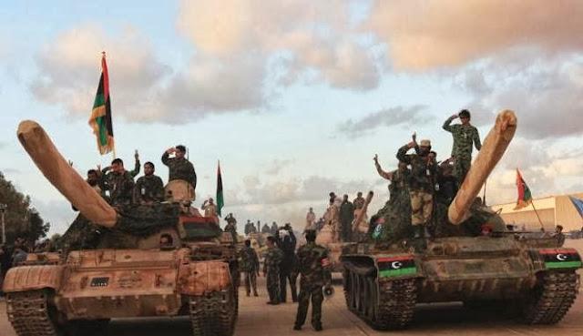 Al-Qaeda Incar Uranium dan Rudal Peninggalan Khadafi