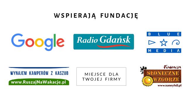 Partnerzy Wspierający Fundacji Ruszaj w Drogę!