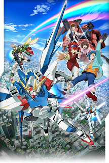Gundam Build Fighters Subtitle Indonesia
