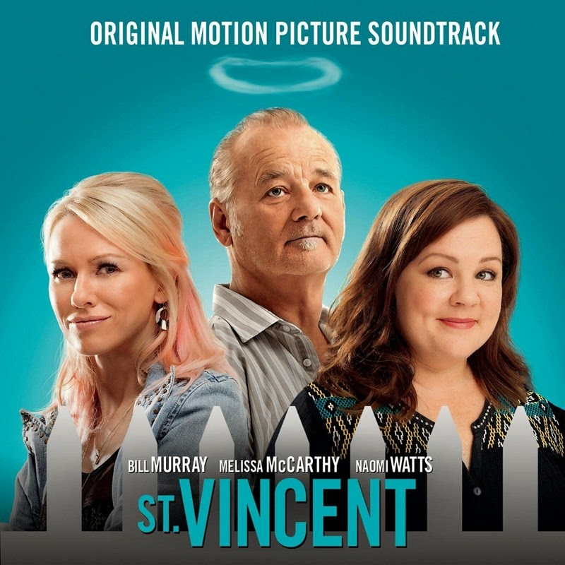 st vincent soundtracks