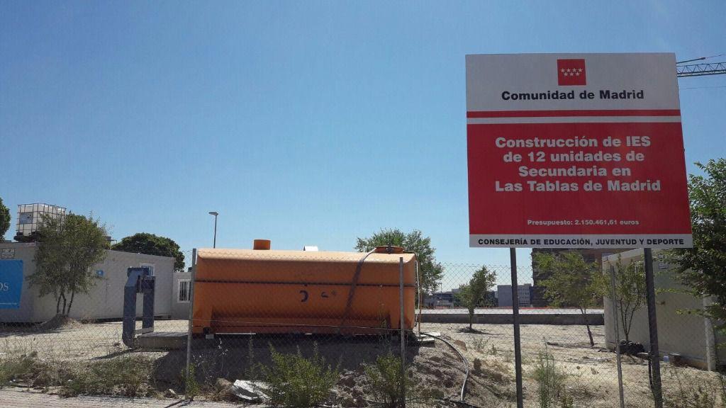 9 agosto Las Tablas se queda sin Instituto