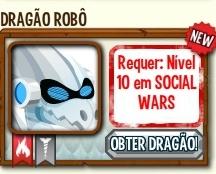 Dragão Robô