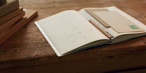 Muji Notepads and Diaries
