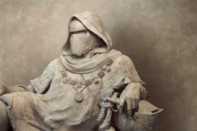 Statue classiche rivisitate in chiave Star Wars da Travis Durden