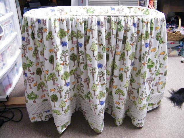 Bassinet Cover Patterns5
