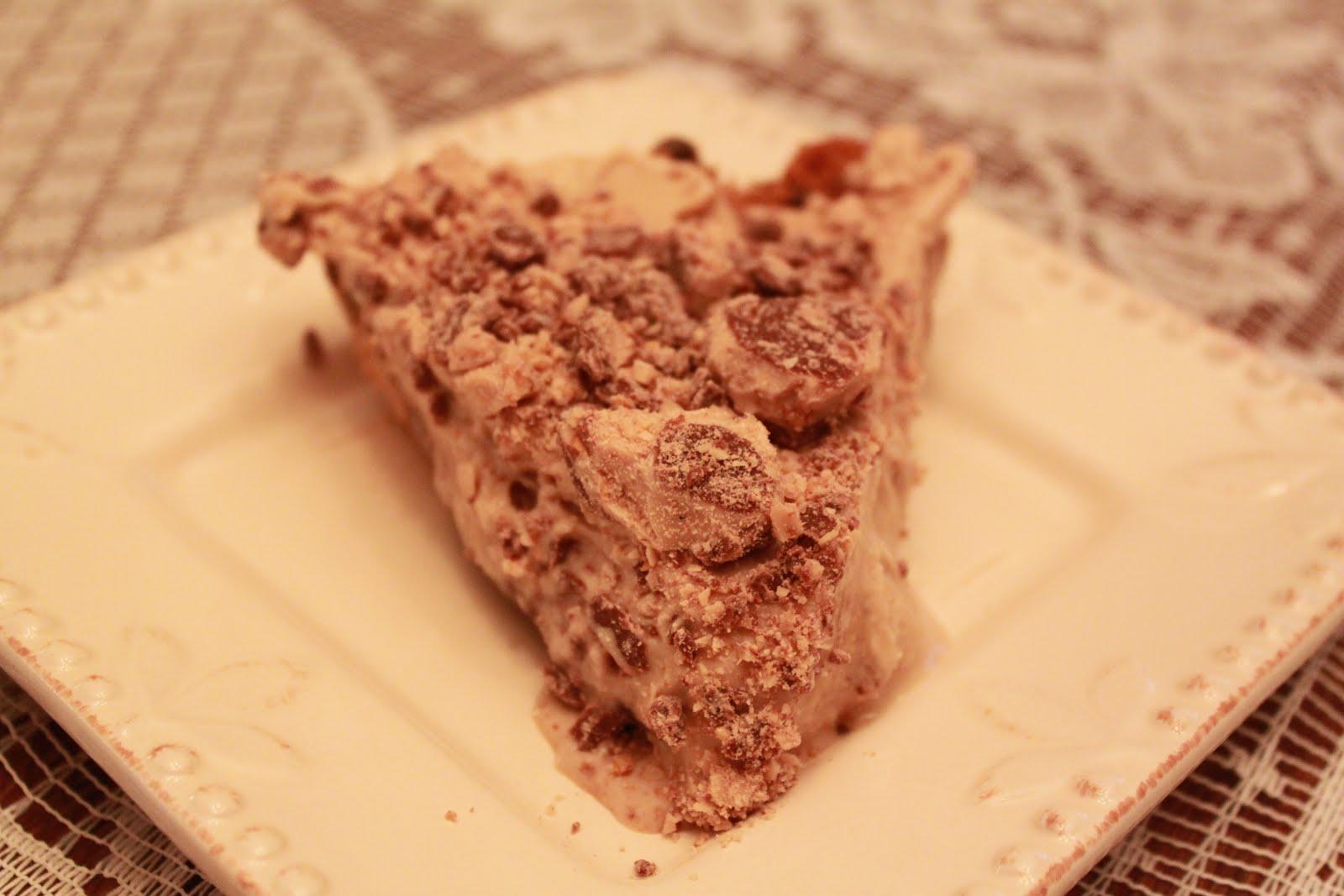 Dazzling Desserts: Coffee Toffee Ice Cream Pie