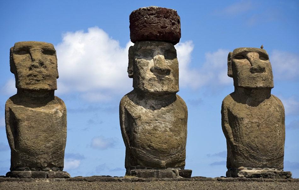 Статуя острова пасхи своими руками 81