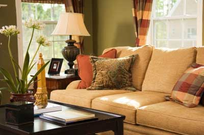 Home Living Room Decorating Ideas