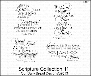 ODBD Scripture Collection 11