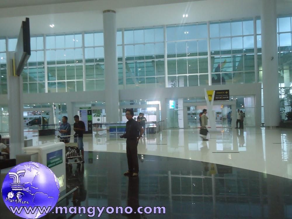 Terbang bersama pesawat Citilink dari Bandara Sepinggan, Balikpapan