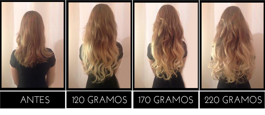 Miss extensiones de pelo diciembre 2013 for Extensiones antes y despues