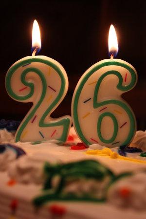 Поздравление друга с 26 летием