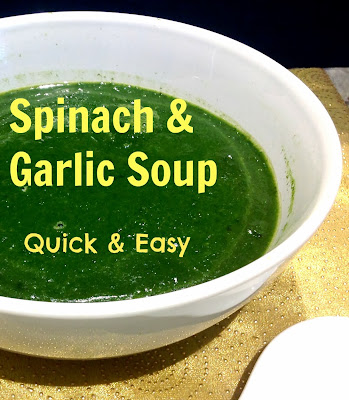 weight watchers spinach soup