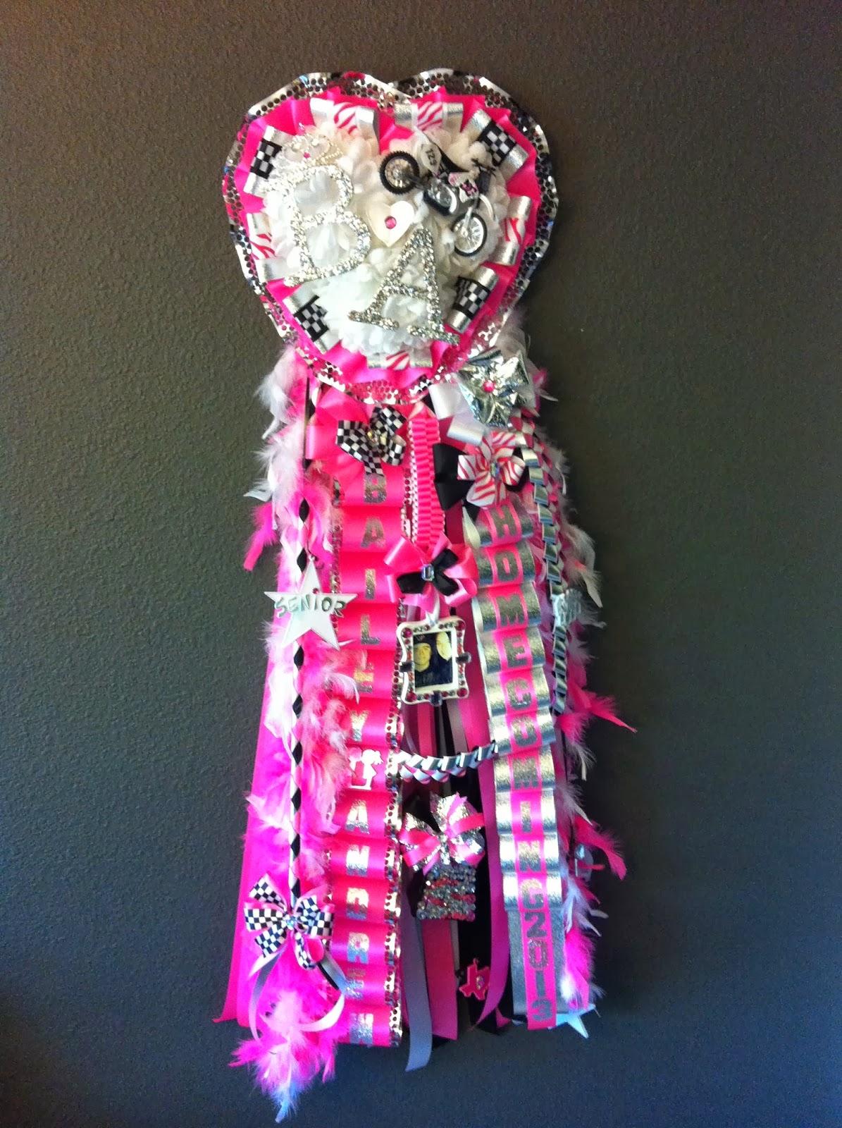 Mumsations Pink Senior Mum