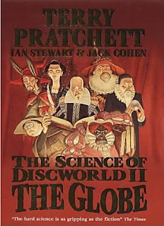 the science of discworld the globe, terry pratchett, ian stewart, jack cohen