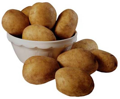 To boil potatoes quickly