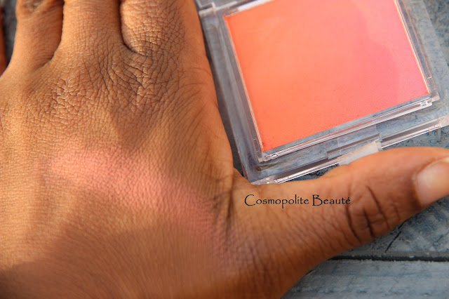 Cosmopolite Beauté, cosmopolitan beauty, black beauty, essence, blush , maquillage, make up, blush up, cosmetics