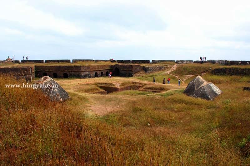 manjarabad fort, sakleshpur