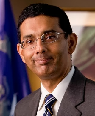 Dinesh D'Souza Arrested in Payback Scheme for Unflattering Obama Documentary?