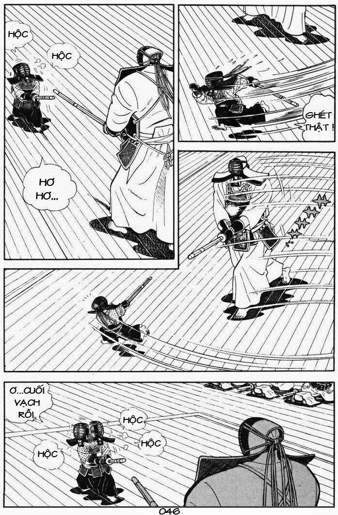 Siêu quậy Teppi chap 54 - Trang 6