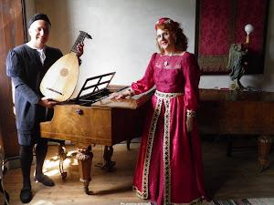 Cinzia Demi e Riccardo Farolfi