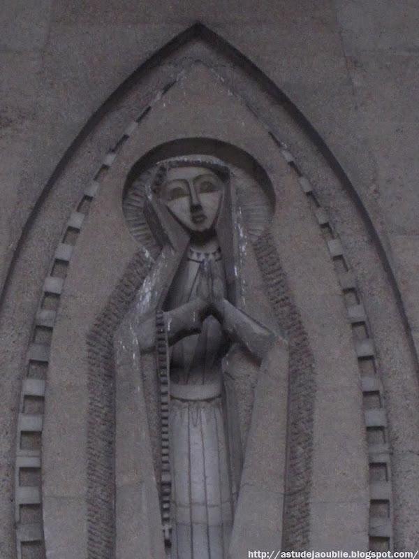 Nantes - Notre Dame de Lourdes - Route de Rennes