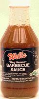 Wells Hog Heaven Barbecue Sauce