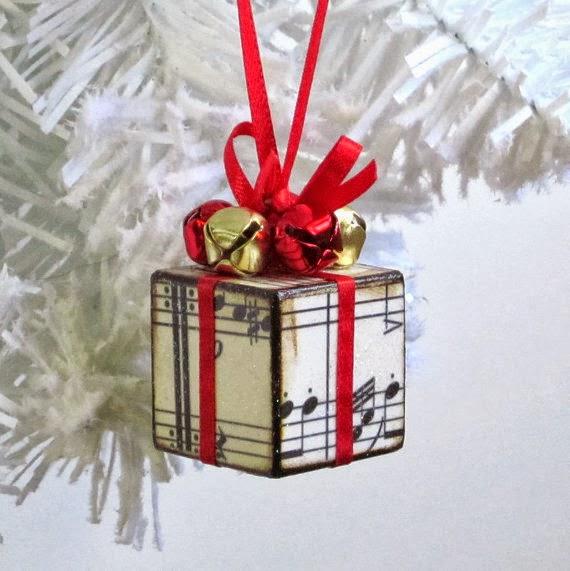 dekoracje świąteczne w pracowni Eco Manufaktura
