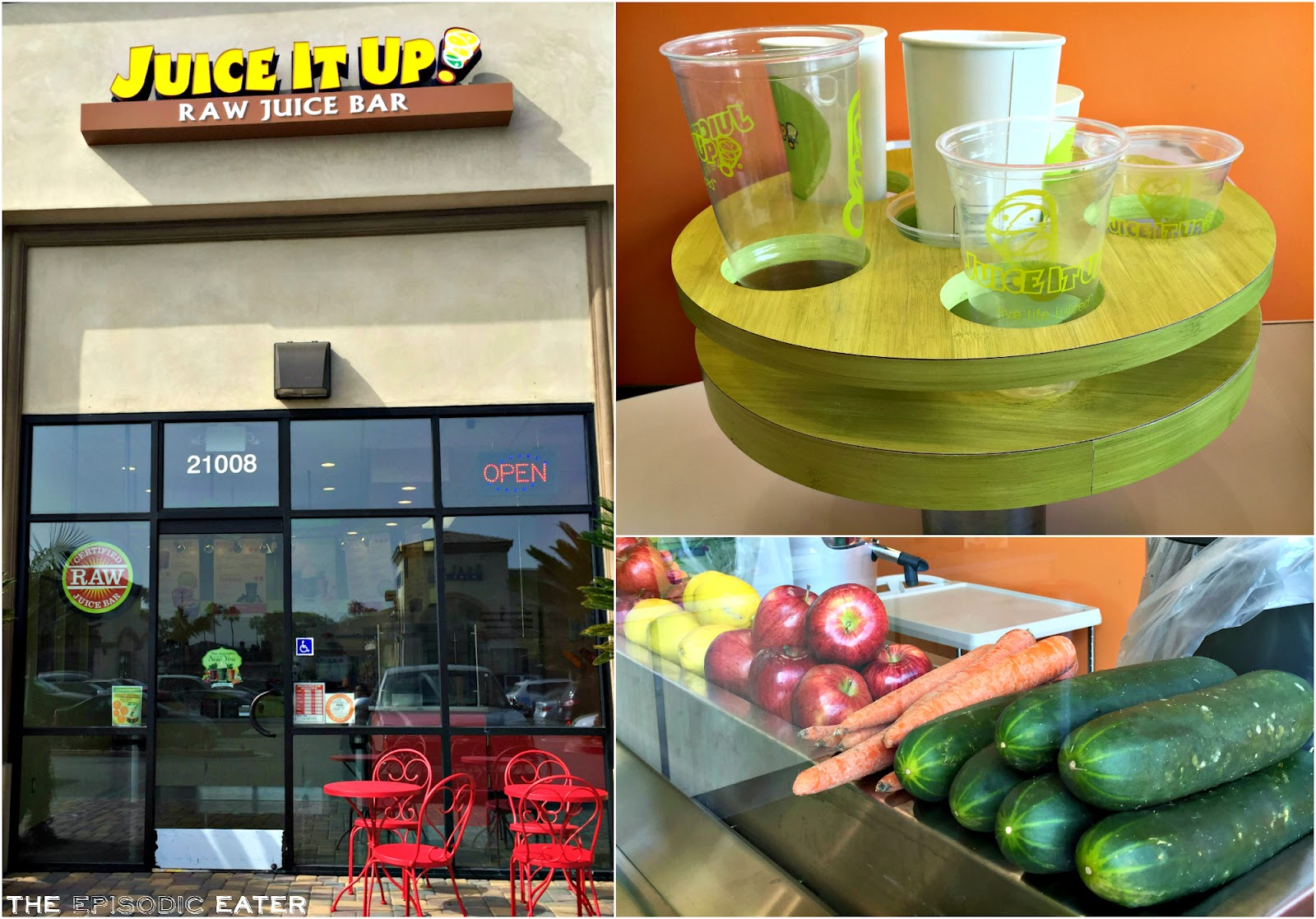 Juice It Up! (California) on The Episodic Eater