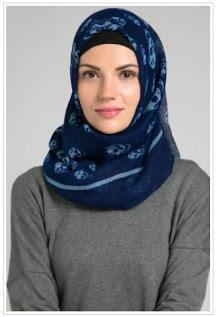 Hijab Modern Untuk Kuliah Terpopuler