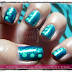 Teal Tuesdays: Dots! Featuring Fashionista's Mystical Dragon.