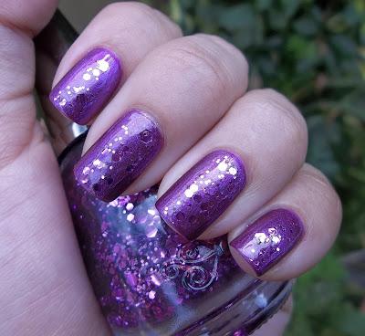 esmalte glitter chino