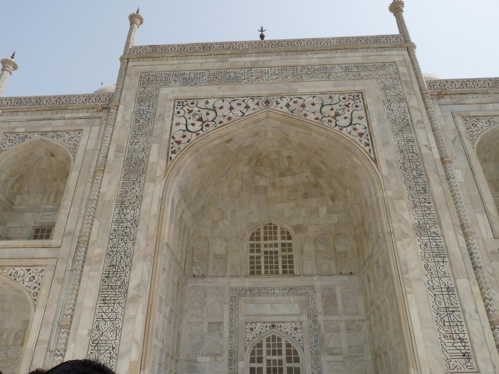Descubriendo en familia: Día 14. Taj Mahal, una historia de amor