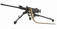 M2 Browning 1921 heavy machine gun