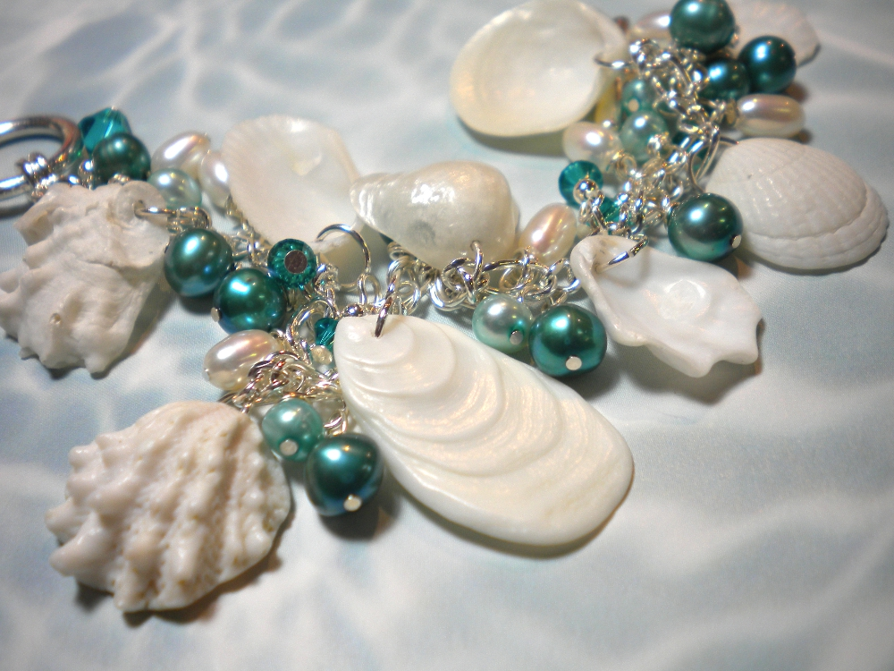 Del S Shells Seashell Jewelry