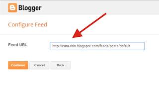 Cara Memasang Posting Terbaru di Blog